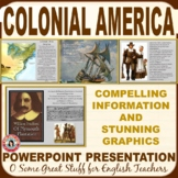 Colonial America/ Puritanism in the Colonies Powerpoint