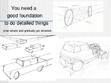 Intro to Drawing in Perspective Powerpoint