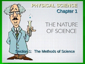 Intro to Physical Science Powerpoint