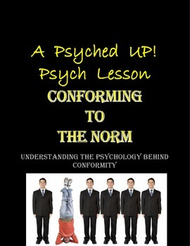 Intro to Psych: The Psychology and Real Life Application o