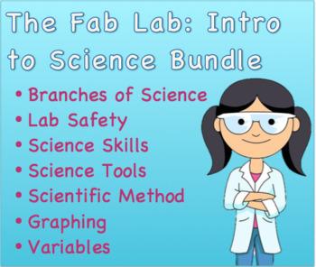 Intro to Science Bundle