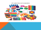 Introduce Math Manipulatives
