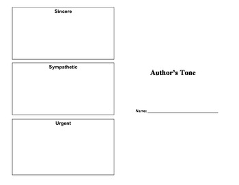 Introduce, reteach, or review tone with a friendly booklet