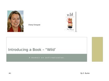 Introducing A Book