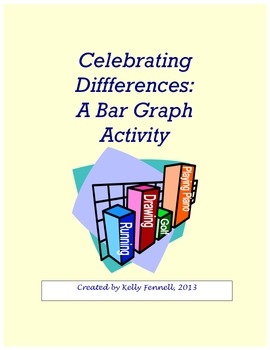 Celebrating Differences- A Bar Graph Activity