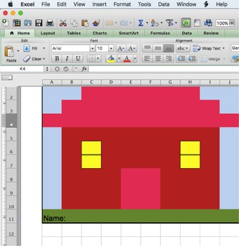 Introducing Excel to Elementary Students