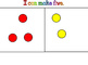 Introducing Numbers 1-10 on the Activboard {counting, writ
