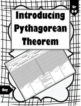 Introducing Pythagorean Theorem