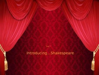 Introducing Shakespeare's Language