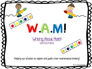 Introducing W.A.M! using five frames