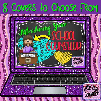 Introducing Your School Counselor: Choose Your Cover Edita