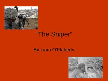 "Introduction for ""The Sniper"""