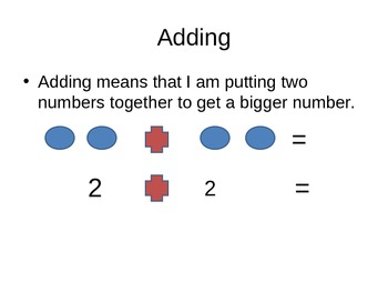 Introduction to Addition