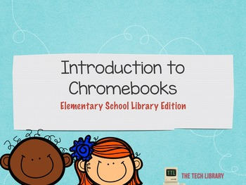 Introduction to Chromebooks for School Libraries
