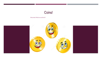Introduction to Coins