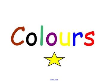 Introduction to Colours