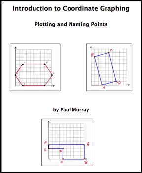 Introduction to Coordinate Graphing
