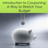 Introduction to Couponing: Helping Teachers Save Money