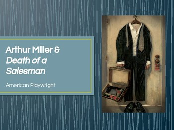 Introduction to Death of a Salesman - Interactive PowerPoint