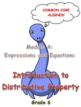 Introduction to Distributive Property