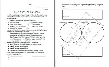 Introduction to Expository