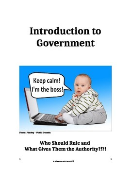 Political Opinion on Government: What Is Good, Effective L