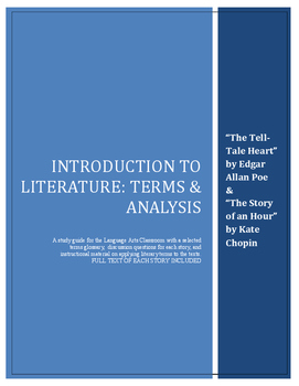 "Introduction to Literature: ""The Tell-Tale Heart"" and ""The"