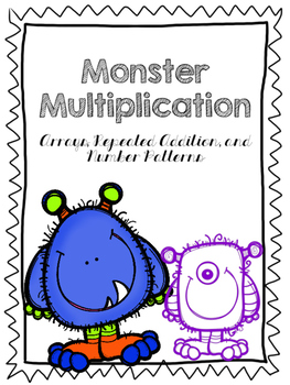 Introduction to Multiplication (Arrays, Repeated Addition,