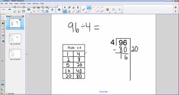 Introduction to Partial Quotients Video