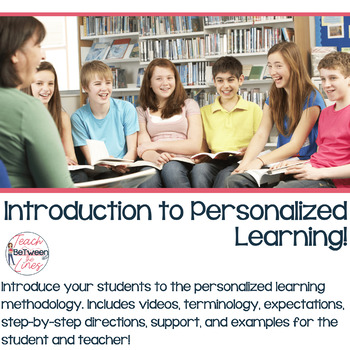 Introduction to Personalized Learning Lesson for Students