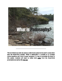 Worksheet: Introduction to Philosophy