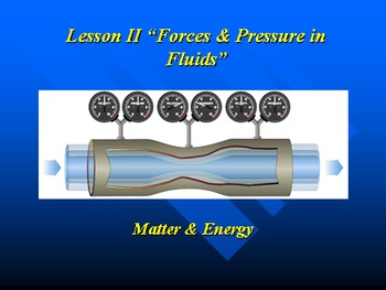 "Introduction to Physics Lesson II PowerPoint ""Forces & Pre"