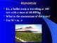 """Introduction to Physics Lesson III PowerPoint """"Newton's Th"""