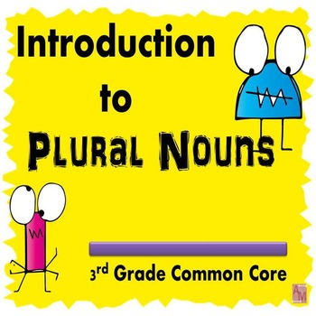 Introduction to Plural Nouns