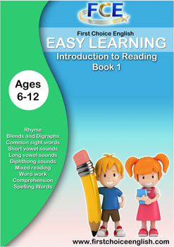 Introduction to Reading Book 1 (The Short Vowels)