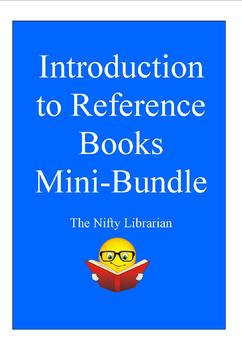 Introduction to Reference Books Mini-Bundle:  PowerPoint,