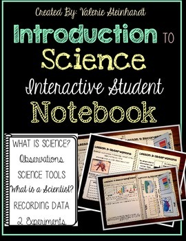 Introduction to Science Interactive Notebook