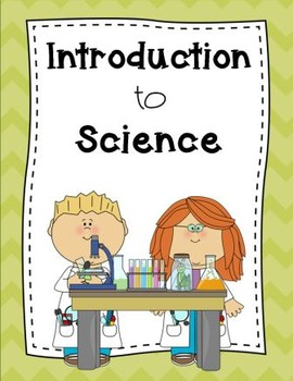 Introduction to Science Unit - Includes Power Point, Exper