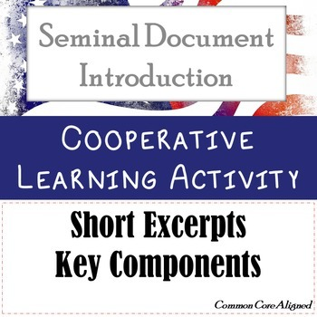 Introduction to Seminal Documents