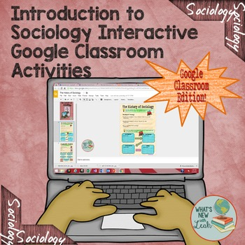 Introduction to Sociology Activities for Google and OneDrive