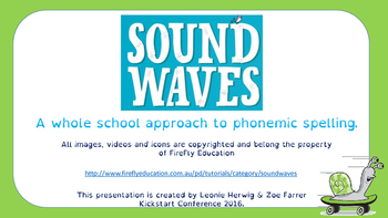 Introduction to Soundwaves Phonemeic Spelling Program - pa