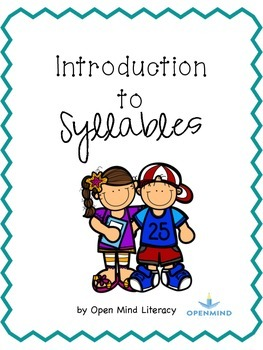 Introduction to Syllables (Includes 6 types, Division Rules, etc)
