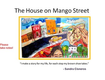 Introduction to The House on Mango Street