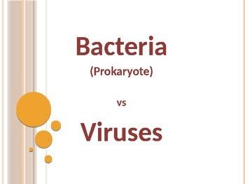 Introduction to Virus and Bacteria: Antibiotics, Vaccines