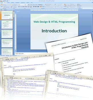 Introduction to Web Design and HTML Programming