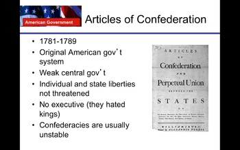 Introduction to the Constitution