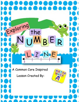 Introduction to the Number Line