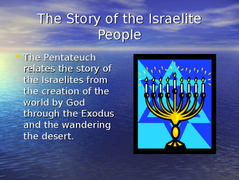 Introduction to the Old Testament Part 1 Power Point