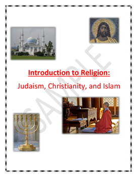 Introduction to the Religions of the World (Judaism, Chris