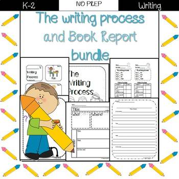 Introduction to the writing process and book reports
